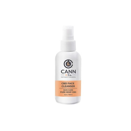 CBD Face Cleanser