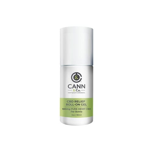 CBD Relief Roll-On Gel